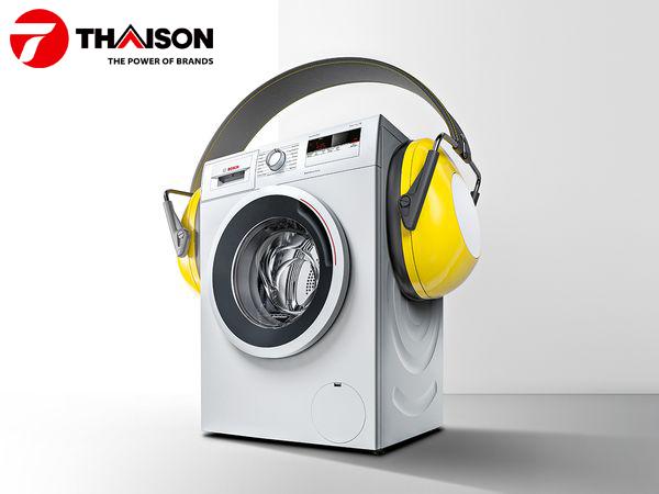 Lý do nên mua máy giặt Bosch