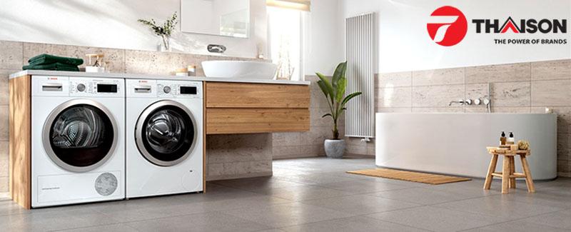 Mua máy giặt Bosch mới tại Bếp Thái Sơn