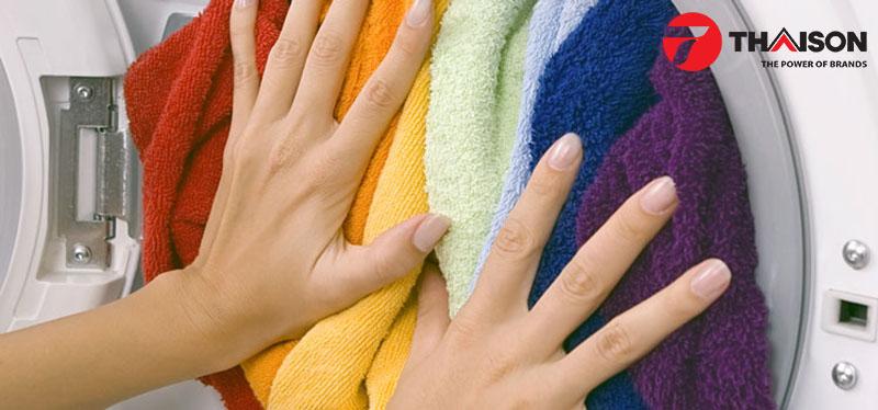 Quá tải quần áo cũng là nguyên nhân lồng giặt không quay