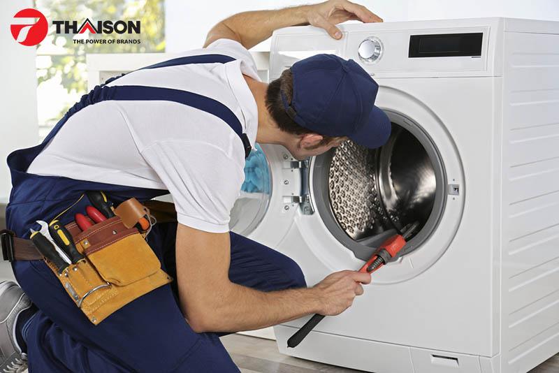 9 sự cố thường gặp của máy giặt và cách khắc phục