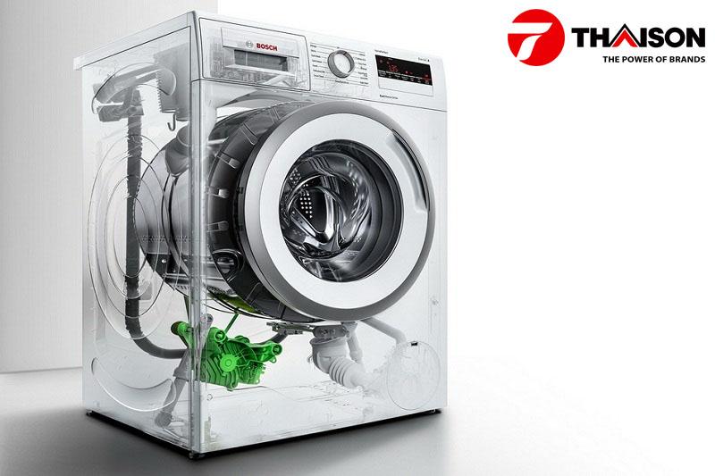 Động cơ máy giặt Bosch Vario Perfect.