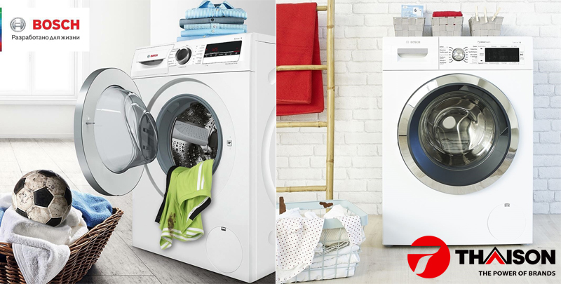 Máy giặt nào không hại quần áo