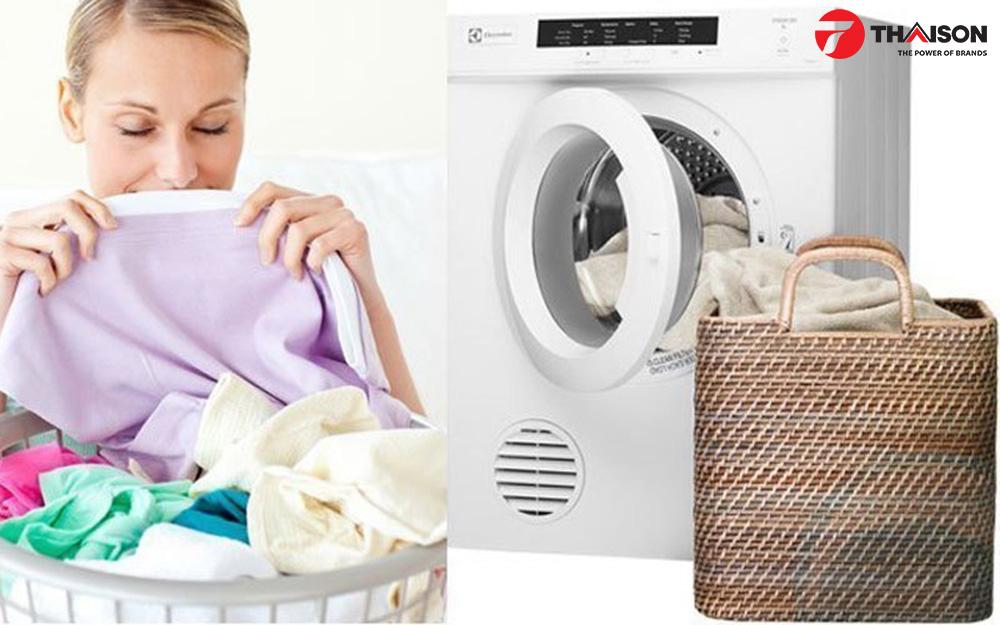 Cách để quần áo có mùi thơm dễ chịu.