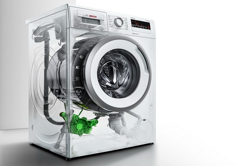 Máy giặt Bosch tốt nhất cho giặt đồ thể thao