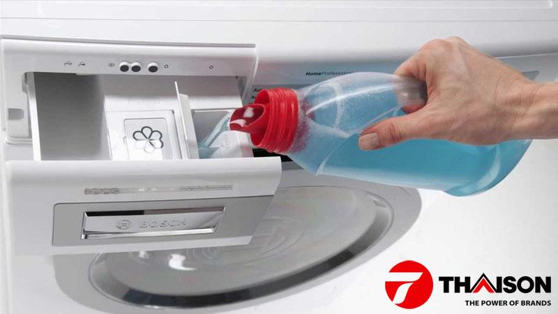 Máy giặt Bosch có tính nắng I-DOS