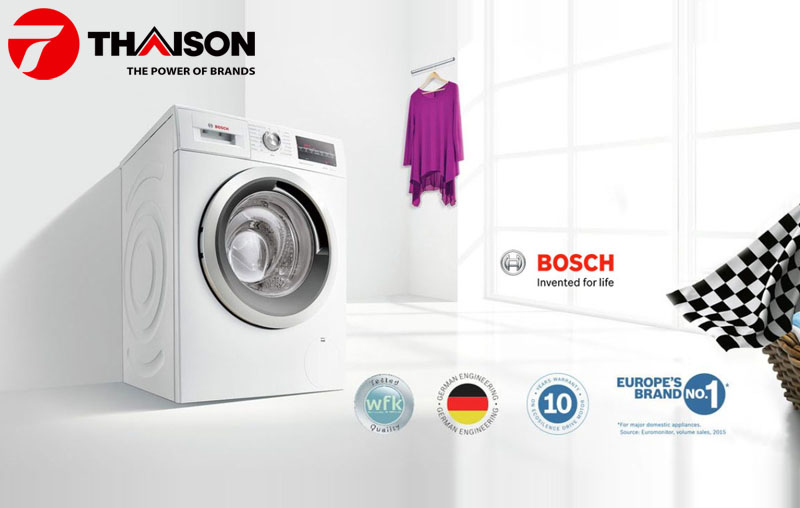 Máy giặt Bosch nhập khẩu