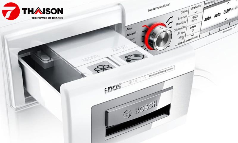 Tính năng I-DOS trên máy giặt Bosch