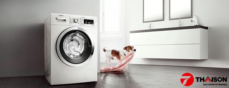 Mua máy giặt Bosch loại nào tốt
