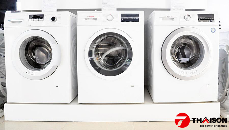 Mua máy giặt Bosch ở đâu