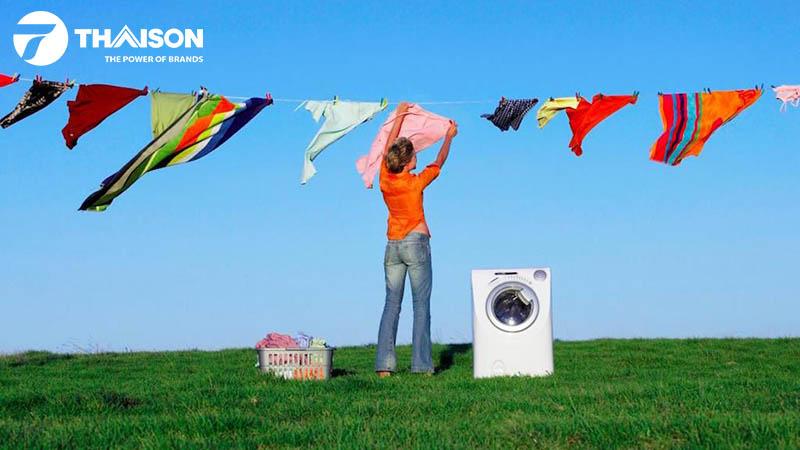 Máy giặt có trọng lượng giặt 8kg trở lên được nhiều người lựa chọn
