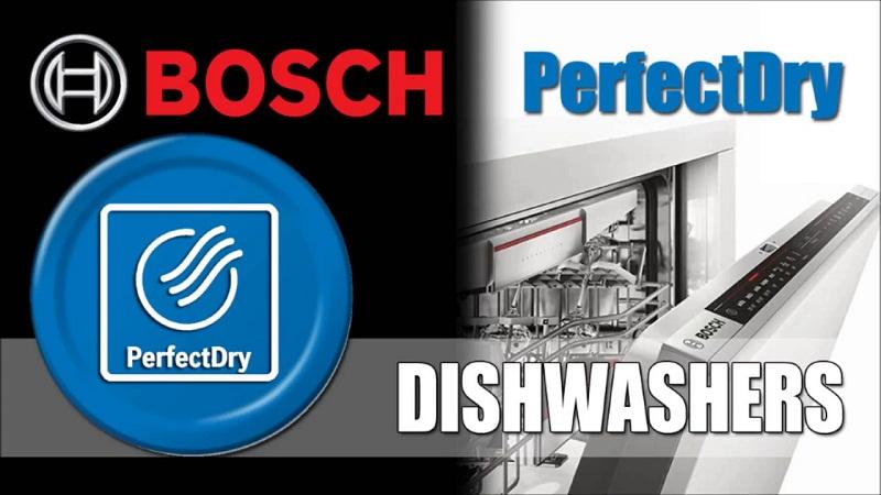Máy rửa bát Bosch có sấy