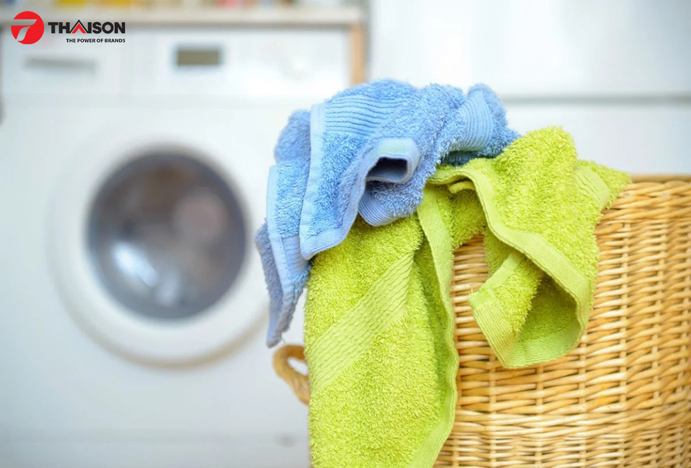 Chương trình sấy riêng dành cho khăn mặt – Towels.