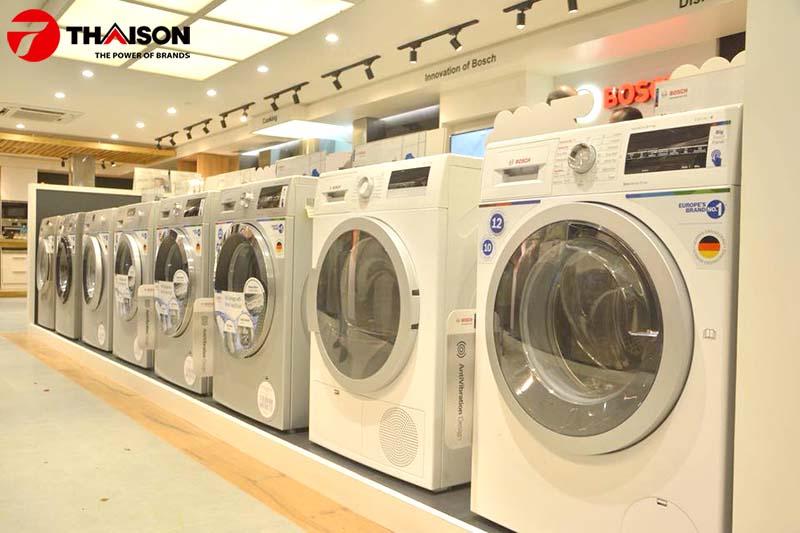 Máy giặt và máy rửa bát Bosch