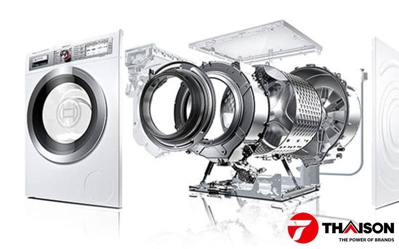 Máy giặt Bosch dẫn động trực tiếp