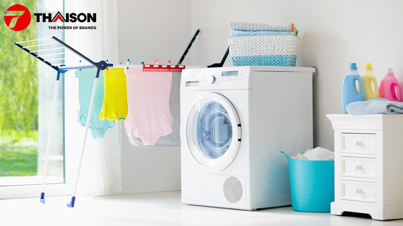 Máy sấy quần áo Bosch Serie 8