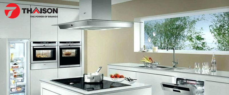 Có nhiều kiểu máy hút mùi để bạn lựa chọn phù hợp bếp gia đình