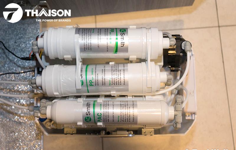 Review máy lọc nước AOSmith AR75-A-S-2