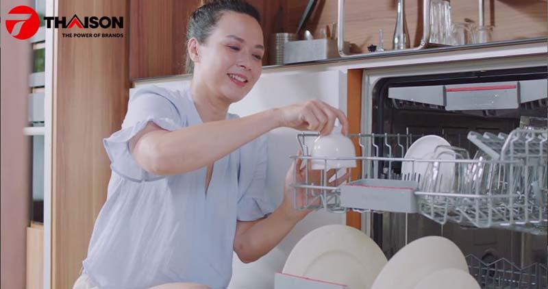 Máy rửa bát Bosch  - Sự lựa chọn hàng đầu cho gia đình.