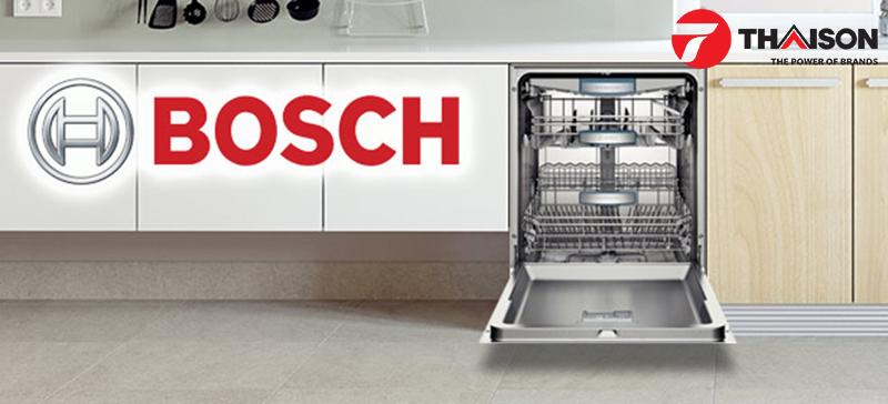 Máy rửa bát Bosch giải phóng phụ nữ