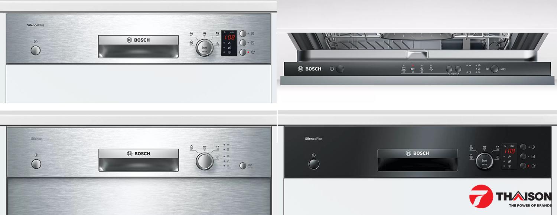 Bảng điều khiển máy rửa bát Bosch Serie 4