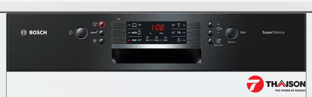 Bảng điều khiển máy rửa bát Bosch Serie 4 độc lập
