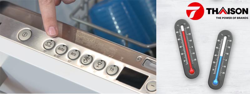 Máy rửa bát Bosch chống ăn mòn thủy tinh