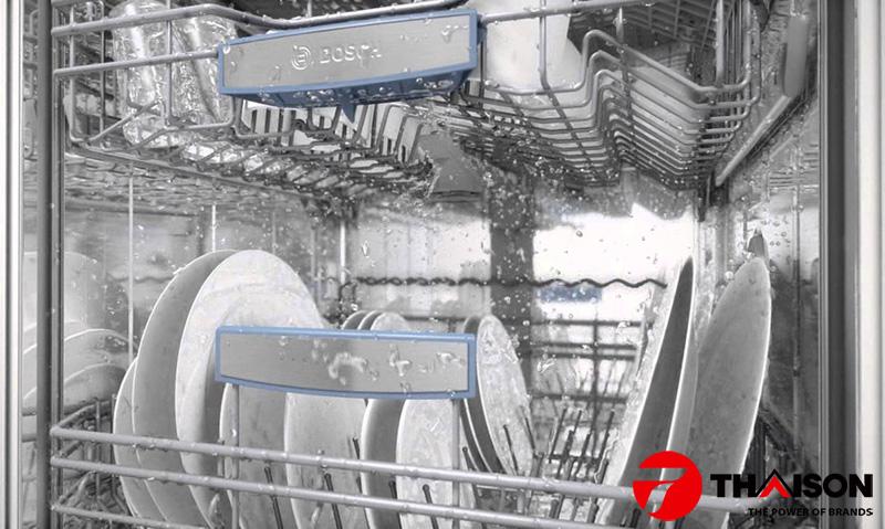 Máy rửa bát Bosch tiết kiệm nước