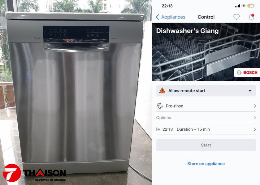 Máy rửa bát bán chạy nhất 2021