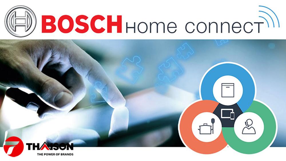 Ứng dụng kết nối, điều khiển từ xa Homeconnect