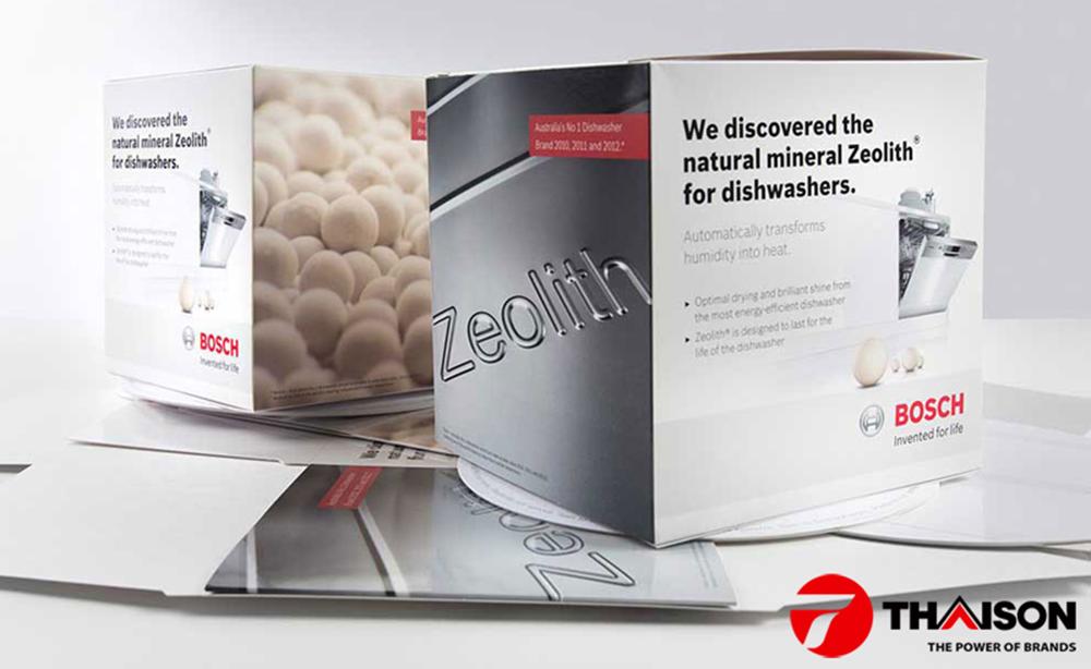 Công nghệ sấy khô thông minh Zeolith