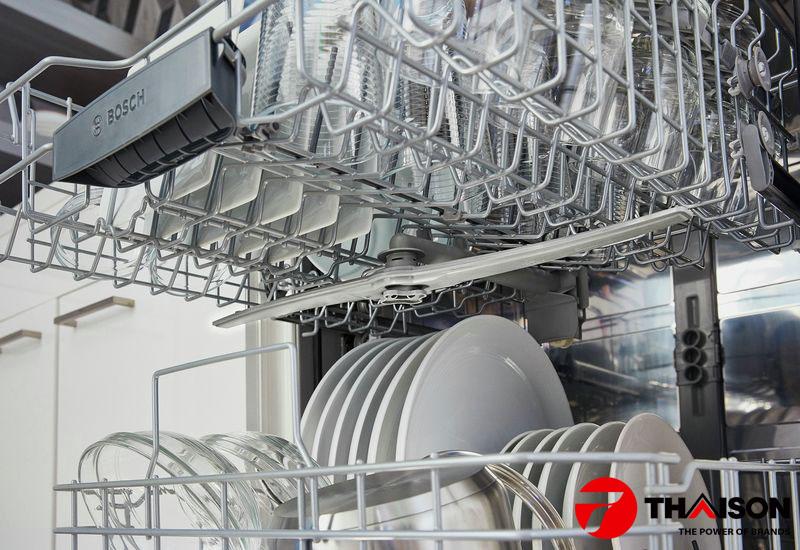 Đánh giá máy rửa bát Bosch SMS46MI05E