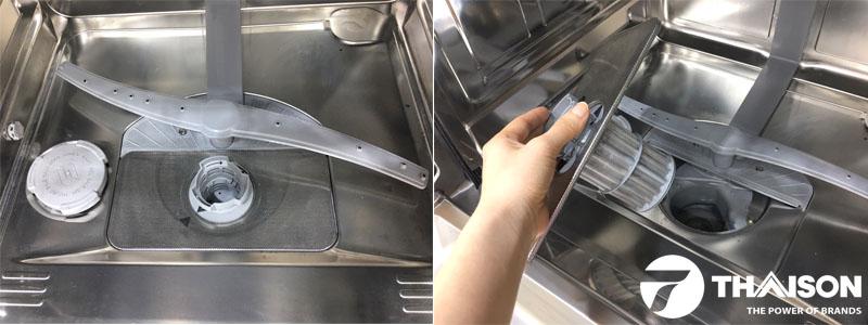Hướng dẫn sử dụng máy rửa bát Bosch SMS46MI05E