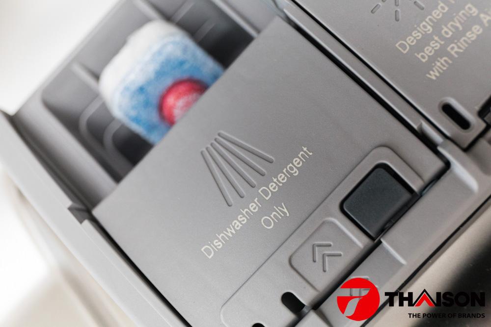 Sử dụng máy rửa bát Bosch như thế nào