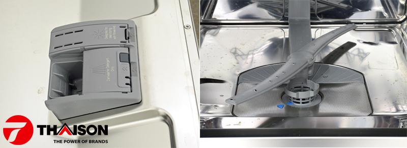 Máy rửa bát Bosch SMI68TS06E có tốt không