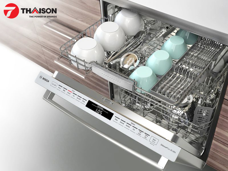 Tính năng Speed60 express rửa sạch bát đĩa trong 1 giờ