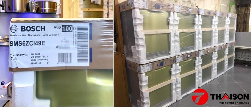 Địa chỉ mua thiết bị bếp Bosch uy tín, giá tốt tại Hà Nội