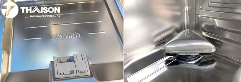 Máy rửa bát Bosch Serie 8 SMS88TI36E