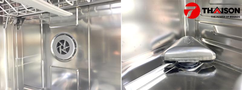 Máy rửa bát Bosch SMS88TI36E