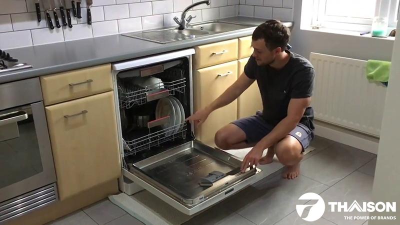 Máy rửa bát Bosch nào tốt