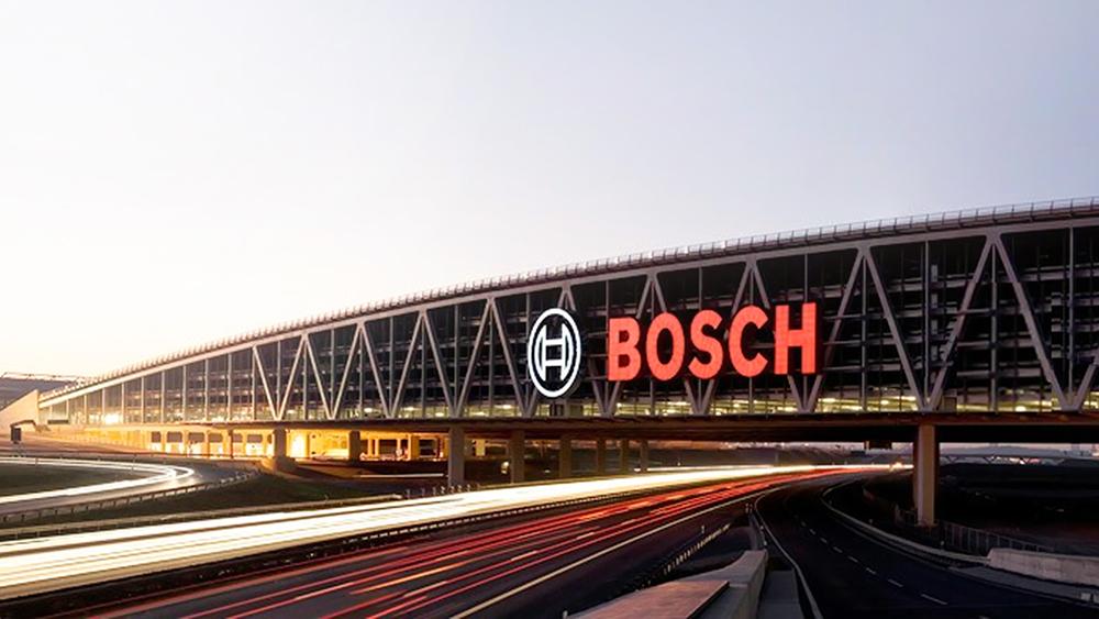 Thương hiệu Bosch uy tín tầm cỡ quốc tế.