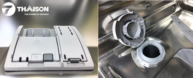 Review máy rửa bát Bosch SMS46MI05E