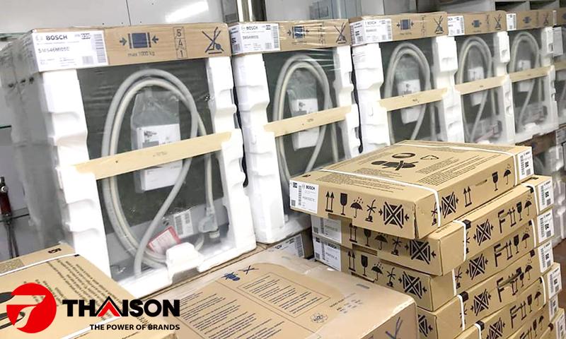 So sánh máy rửa bát Bosch Serie 4 SMS46MI05E và SMS46KI04E