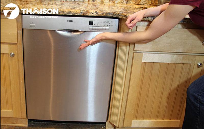 Máy rửa bát Bosch giá tốt nhất tại Bếp Thái Sơn