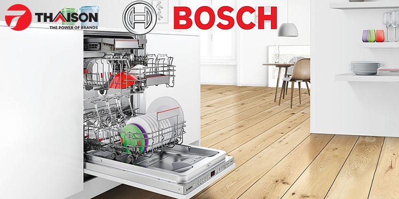 Tại sao nhiều người thích máy rửa bát Bosch