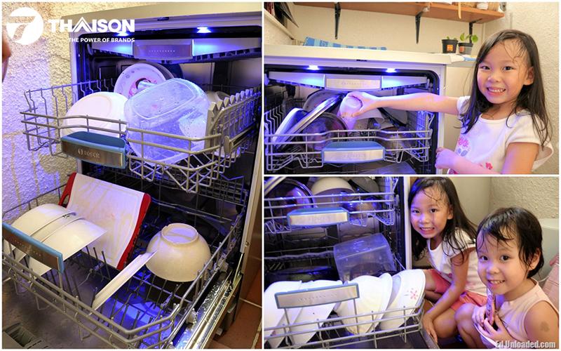 Máy rửa bát - Sản phẩm thiết yếu của mỗi gia đình.