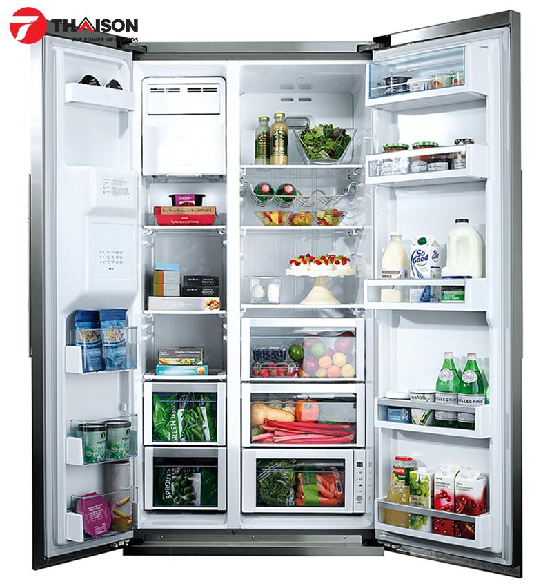 Tủ lạnh là thiết bị không thể thiếu trong mỗi gia đình, hoạt động 24/24 giờ