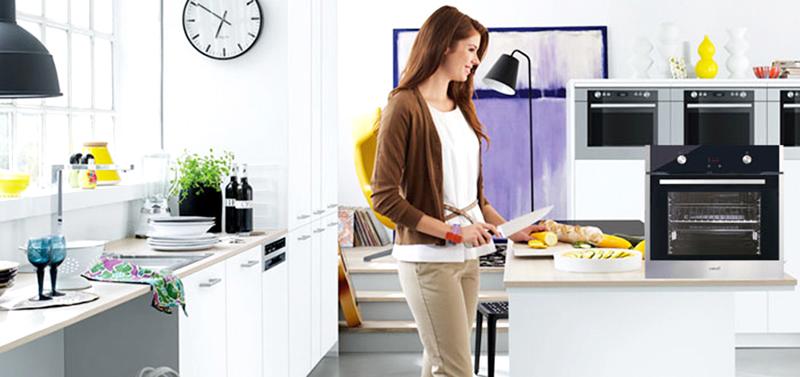Thiết bị bếp Cata đẹp đơn giản, sang trọng và được nhiều người tin dùng