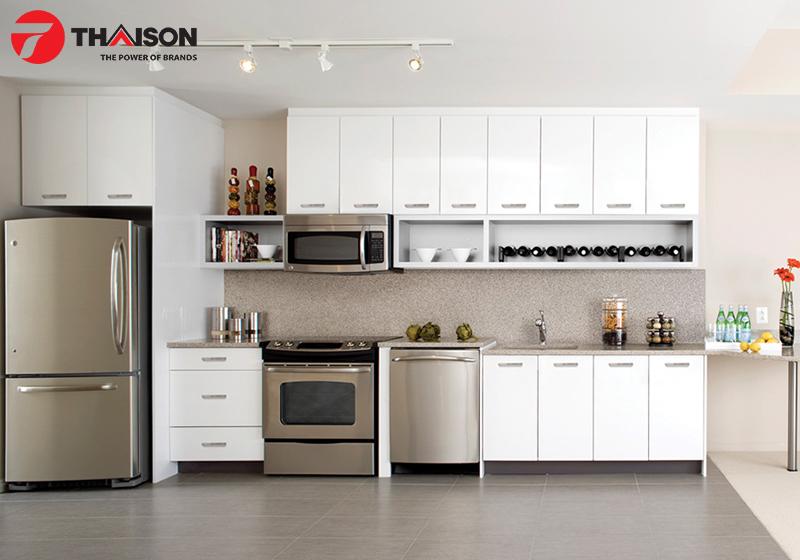 Bảo quản thiết bị bếp bằng thép không gỉ