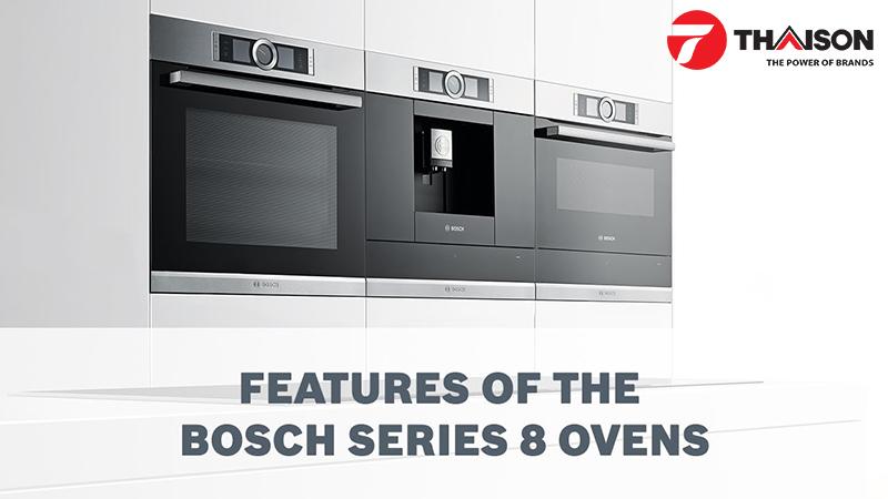 Sở hữu lò nướng Bosch series ai cũng có thể trở thành đầu bếp