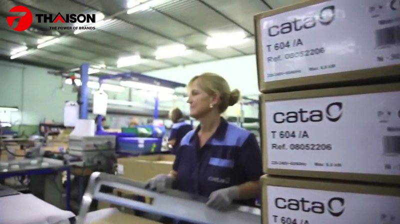 Đại lý phân phối bếp từ Cata
